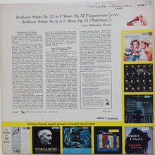 Load image into Gallery viewer, RCA004: Beethoven Sonatas played by Rubenstein