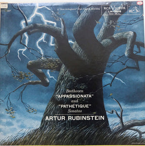 RCA004: Beethoven Sonatas played by Rubenstein