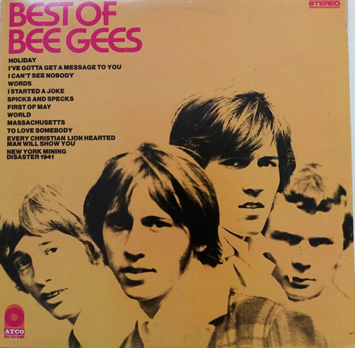 STE002: Best of Bee Gees