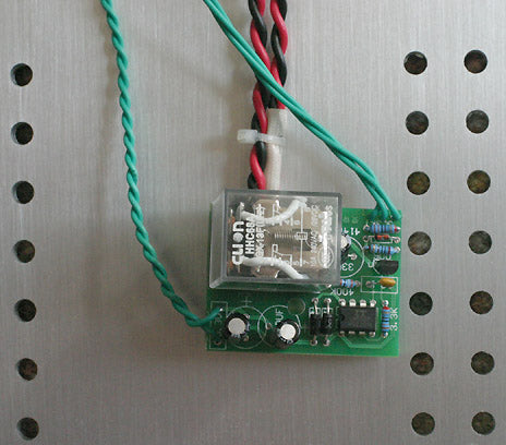 Power Supply Delay Action Board for Tube Amplifier