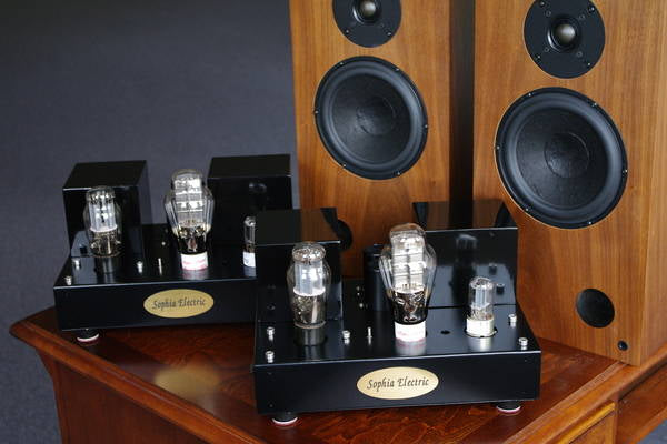 S.E.T. Princess Model II Speakers By Sophia Electric