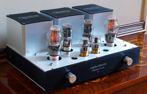 Demo Unit Sophia Electric 91-03 300B Single-Ended Amplifier