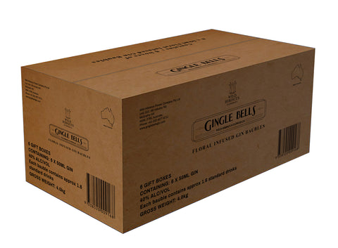 Gingle Bells Shipper Box 6 Unit