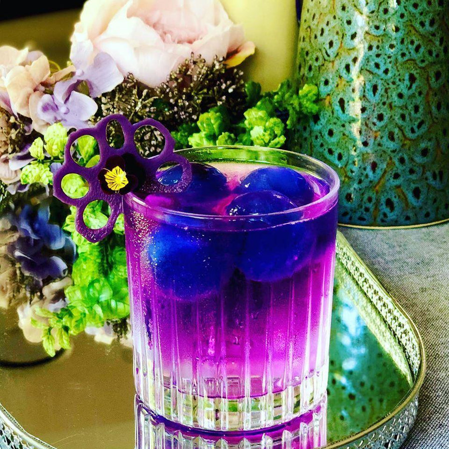 Whole Butterfly Pea Flowers 57g