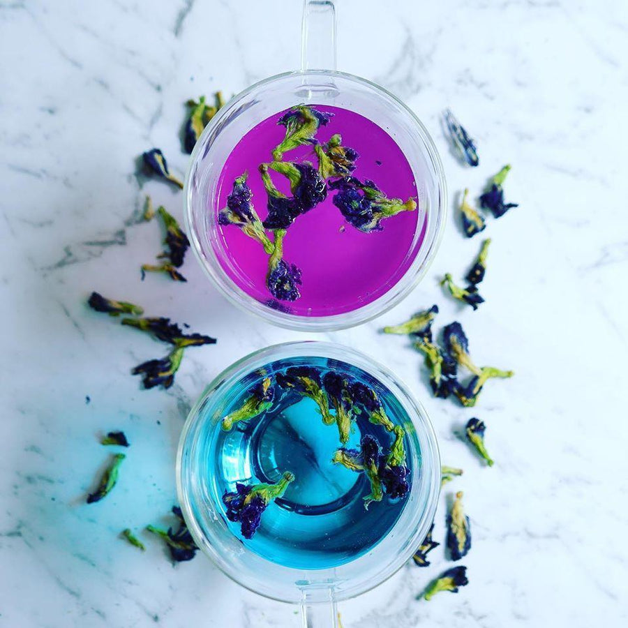 Butterfly Pea Flowers Whole 340g