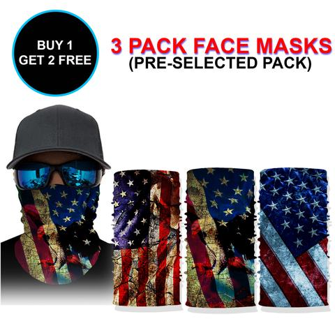 Freedom Face Mask Pack