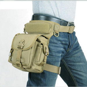 Outdoor Multifunctional Tactical Drop Leg Bag 1000D CORDURA Pack