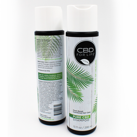 Pure CBD For Life Shampoo & Conditioner