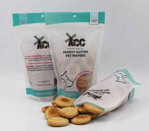 ACC Peanut Butter Pet Wafers
