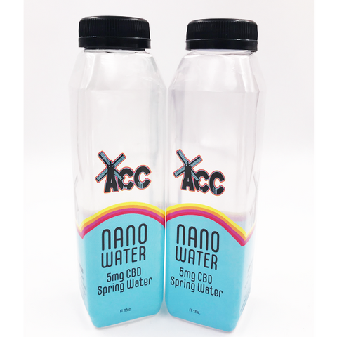 ACC Nano 5 mg CBD Water