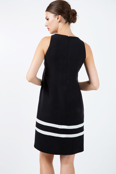 Lyla Black Striped Dress