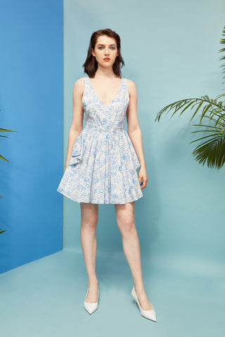 Catalina Chic Cocktail Dress