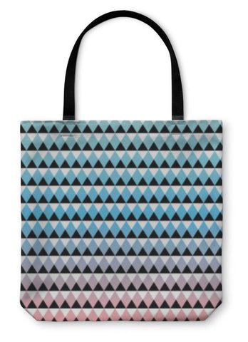 Tribal Ombre Tote Bag