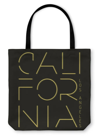 California L.A Tote Bag