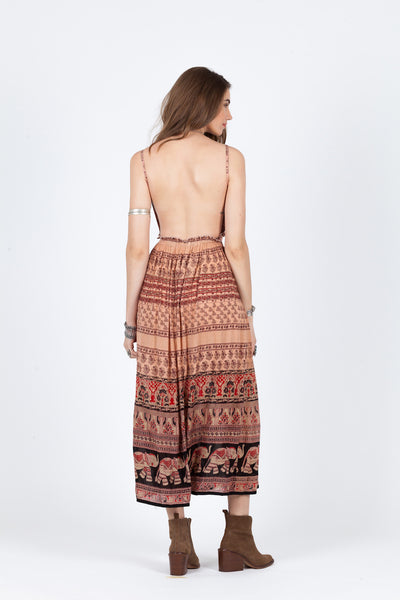 Elina Dakota Maxi Dress