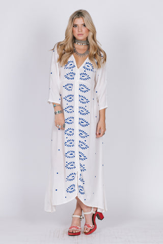 Elina Corfu Maxi Dress