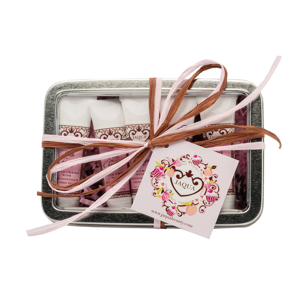 Pink Champagne Fragrance & Hand Care Gift Set