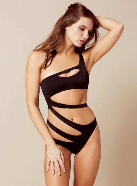 Lara Black Sexy Swimsuit