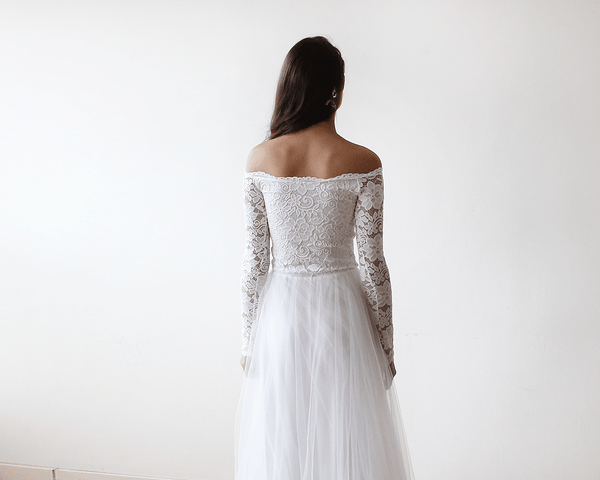 Kimberley Ivory Wedding Dress