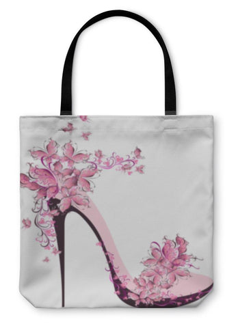High Heel Shoe Tote Bag
