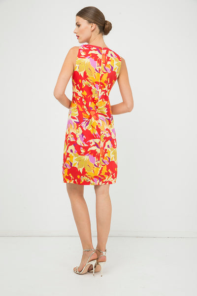 Lyla Red Summer Dress