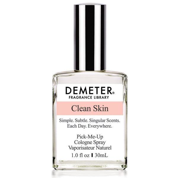 Clean Skin Cologne Spray By Demeter (1oz)