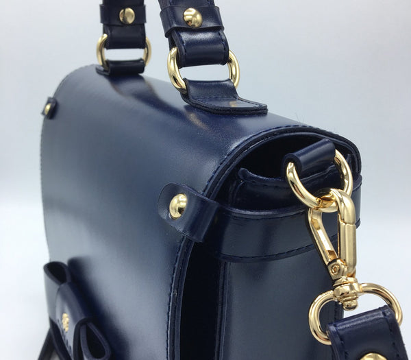 Ridley Navy Crossbody Bag