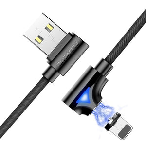 Magic Magnetic Charging Cable USB (L-Type)