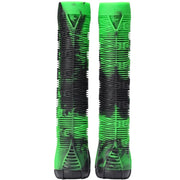Blunt Envy V2 Scooter Grips - Black/Green