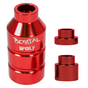 Bestial Wolf OG Peg - Red