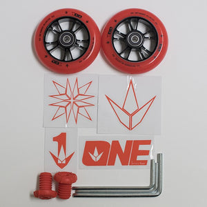 BLUNT ONE COLOR PACK - RED
