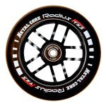 Metal Core RADIUS 110mm Wheel - Black/Black