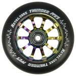 Metal Core Thunder 120mm Wheel - Black/Neo