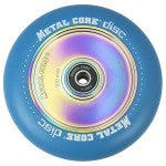 Metal Core Disc 110mm Wheel - Blue/Neo