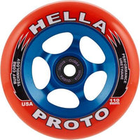 PROTO X HELLA GRIP : TRIBUTE WHEEL 1 PAIR