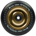 Metal Core Radical 110mm Wheel - Black/Gold