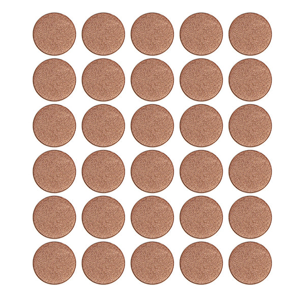 Single Eyeshadow wholesale (30 pcs/color, Metallic Finish)