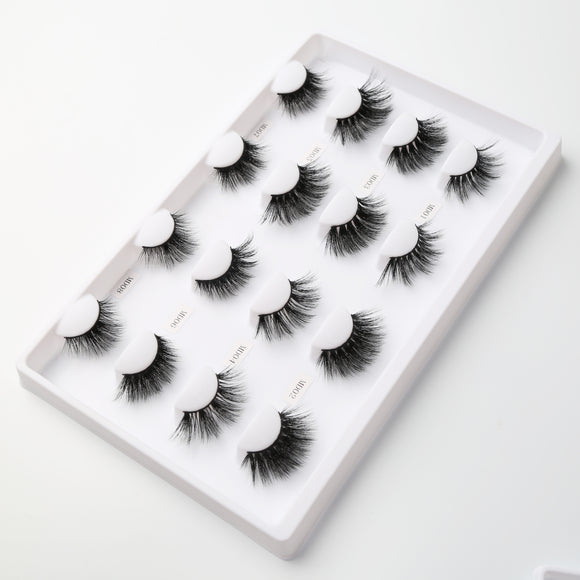 MINK Lashes – Drama lashes Collection (8 Types)