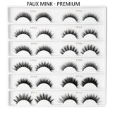 LASHES Sample Packs (6 Collections)