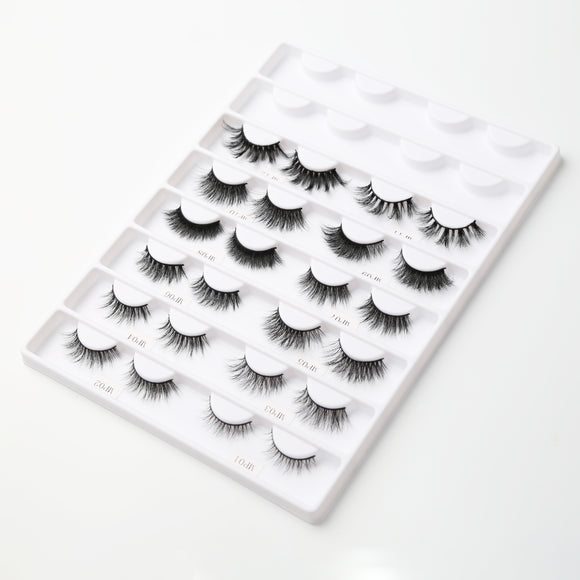 MINK Lashes – Premium Collection (12 Types)