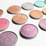NEW! DueChrome Eyeshadow Sample Sets (16 colors, Delivery in 20 Oct)