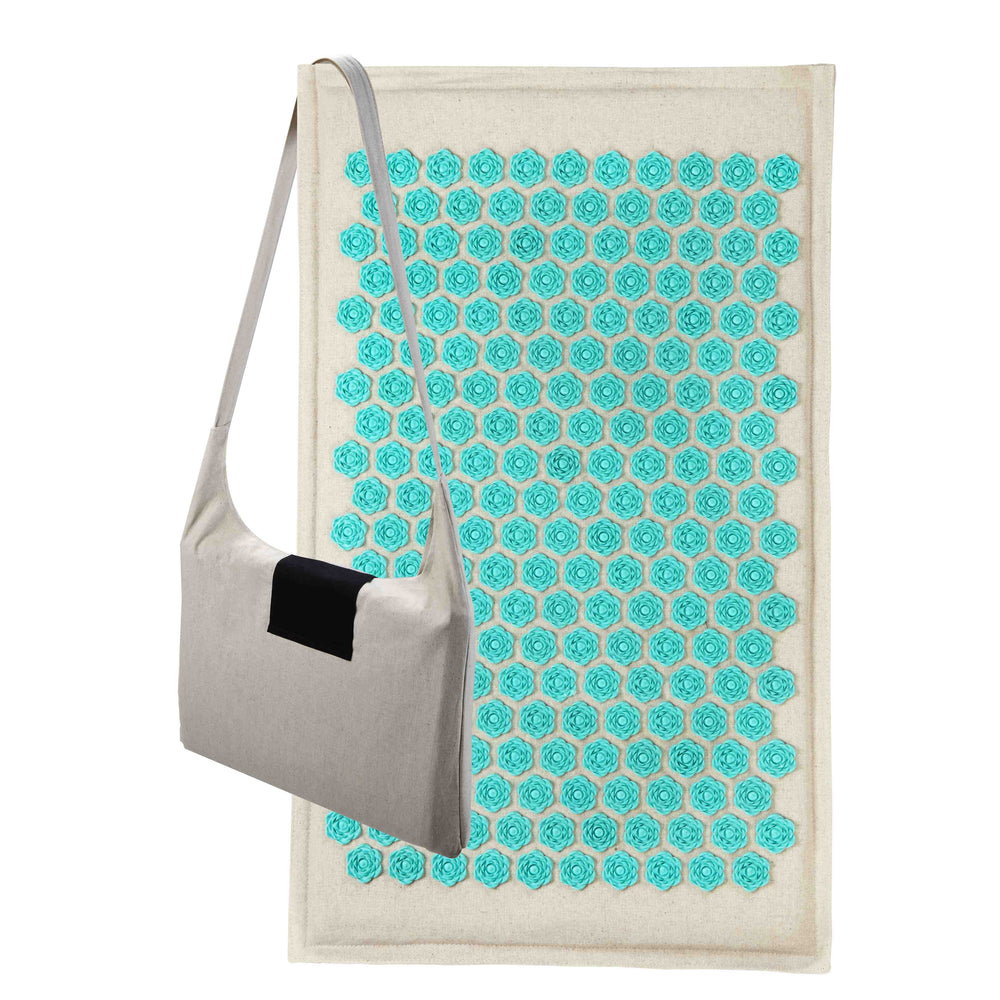 Lotus Acupressure Mat and Bag