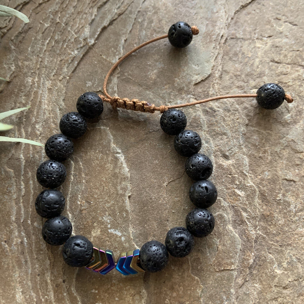 Kids Diffuser Bracelet - Magic - Peaceful Lotus - weighted blankets - acupressure - better sleep - sensory processing disorder - adhd - special needs - calm anxiety