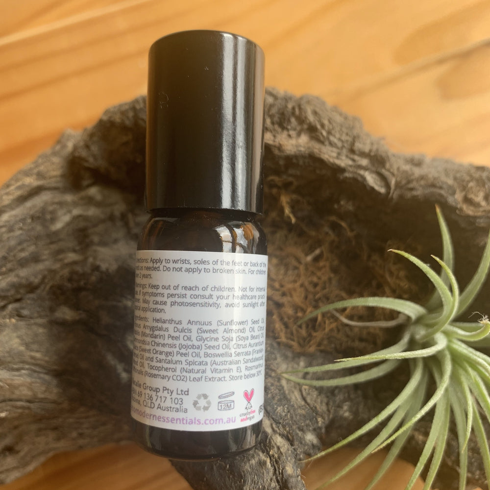 ECO Little Peaceful Essential Oil Rollerball - Peaceful Lotus - weighted blankets - acupressure - better sleep - sensory processing disorder - adhd - special needs - calm anxiety