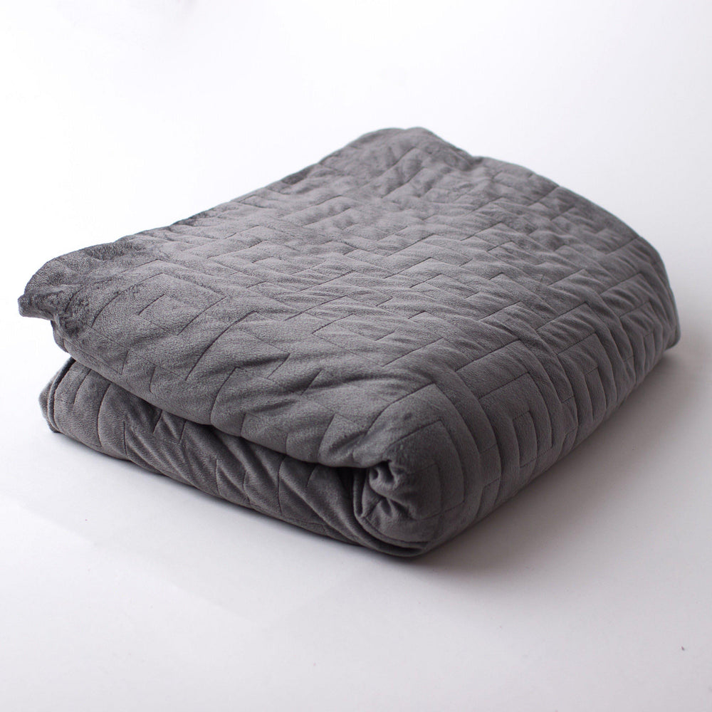 Lotus Weighted Lap Blanket