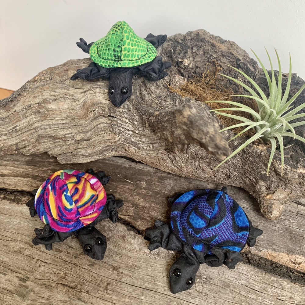 Pocket Pals ~ Turtle (Baby) - Peaceful Lotus - weighted blankets - acupressure - better sleep - sensory processing disorder - adhd - special needs - calm anxiety