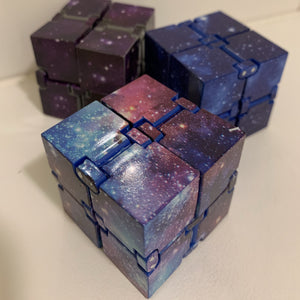 Infinity Cube - Peaceful Lotus - weighted blankets - acupressure - better sleep - sensory processing disorder - adhd - special needs - calm anxiety