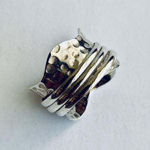 Meditation Ring - Serenity - Peaceful Lotus