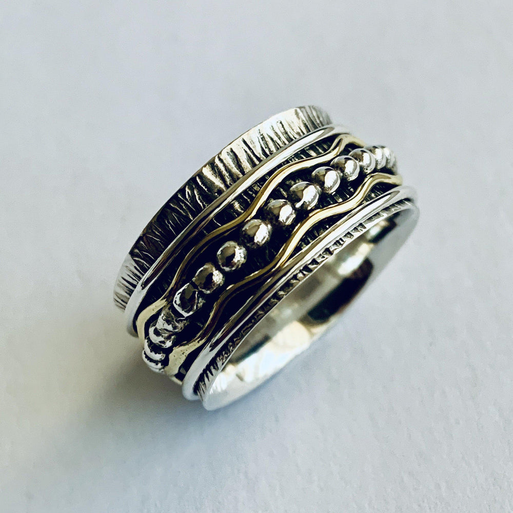 Meditation Ring - Blissful