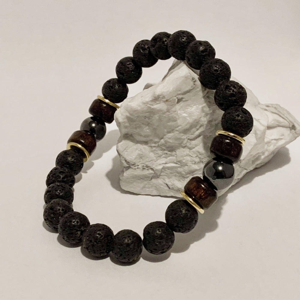 Diffuser Bracelet - Seamless - Peaceful Lotus